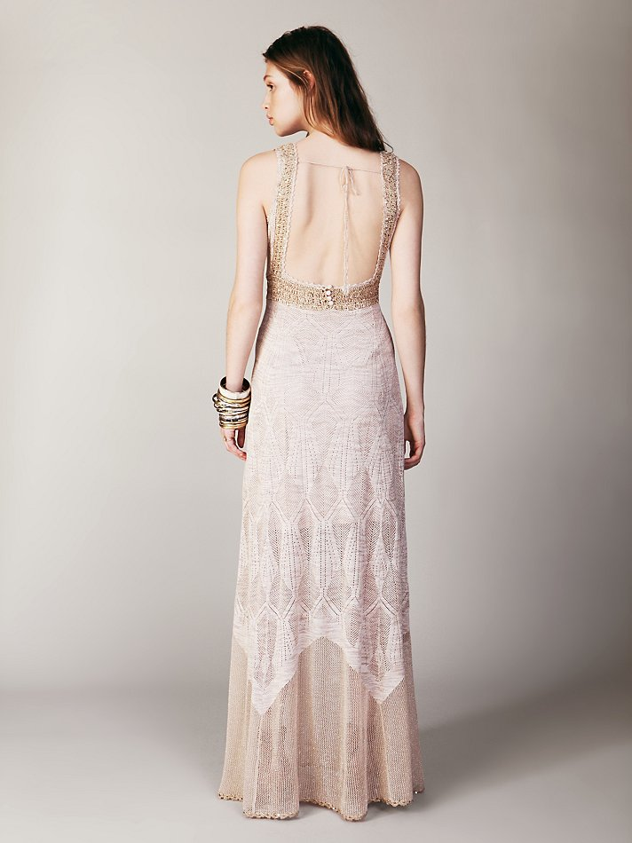 Free people wedding dress dekoration mode fashion for How to get a free wedding dress