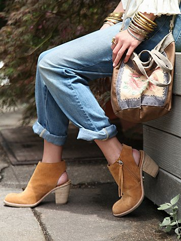 Hartley Ankle Boot
