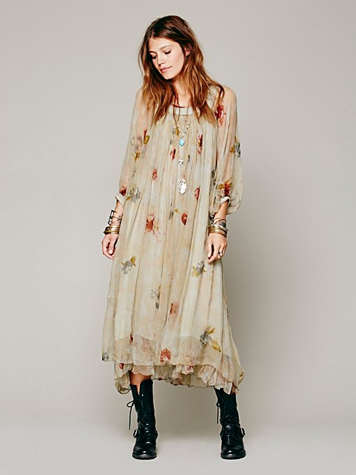 Brume Dress