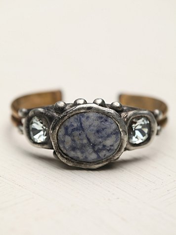Trapped Crystal Cuff