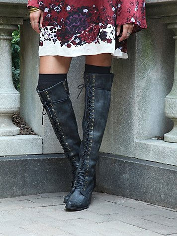 James Lace Up Boot