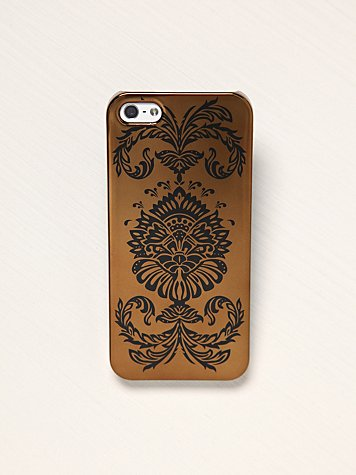 Printed Metallic iPhone 5 Case
