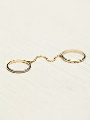 Chain Reaction Double Ring