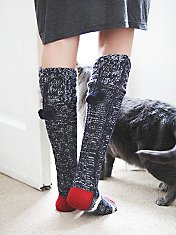 Night kap Slipper Sock