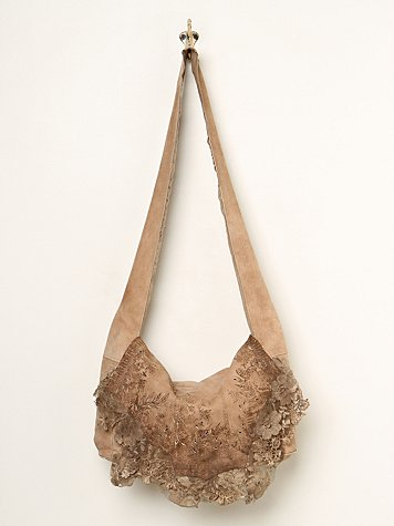 Heirloom Lace Bag