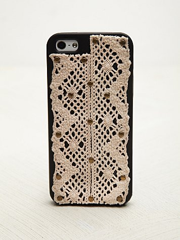 Crochet iPhone 4/5 Case