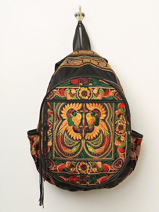 Nirvana Backpack