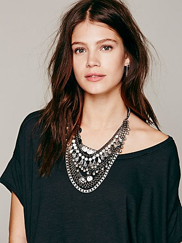 Kniezewski Statement Necklace