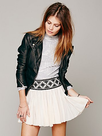 FP ONE Kelisi Embroidered Skirt