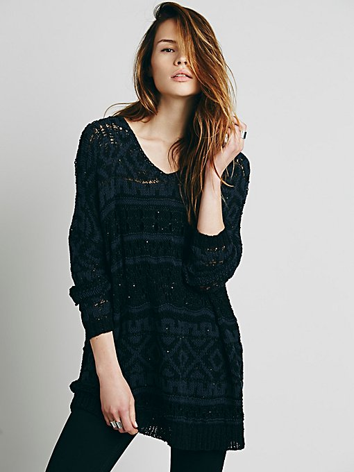 Back And Forth Tunic