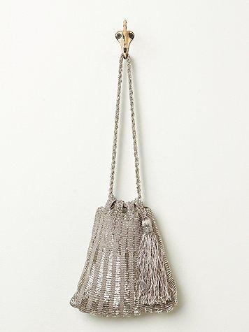 Beaded Gatsby Bag