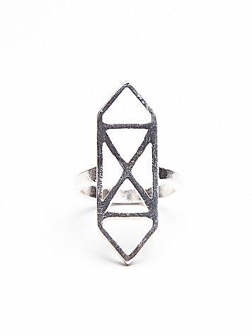 Shapes Midi Rings