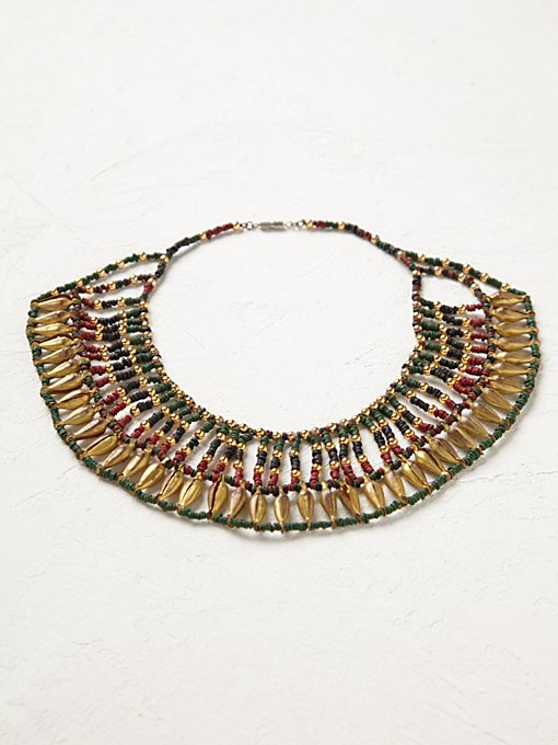 Vintage Beaded Neckpiece