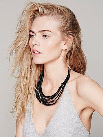 Noir Massai Necklace