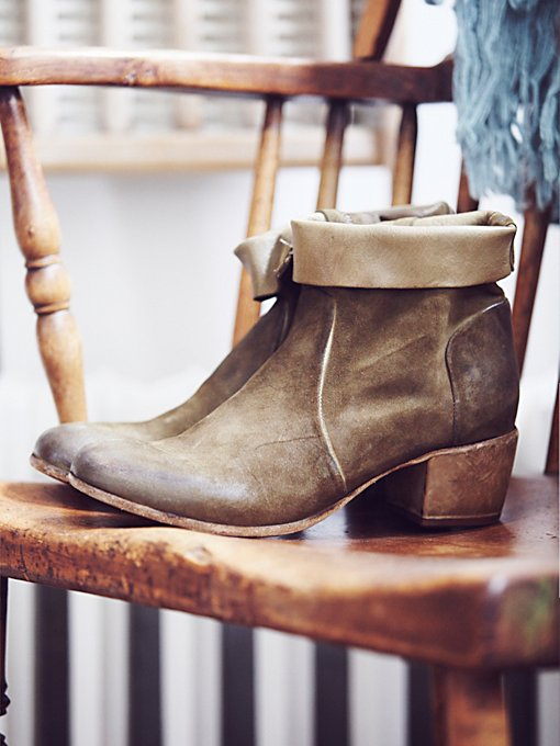 Secret Forest Ankle Boot