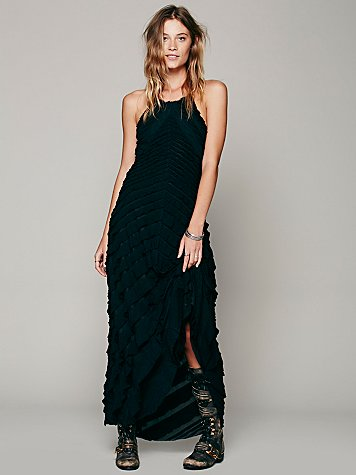 FP X Cascading Waterfall Dress