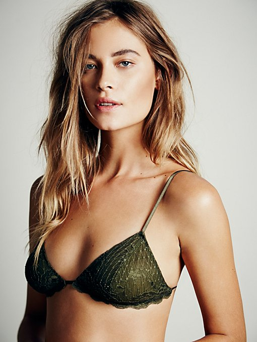 Essential Triangle Bra