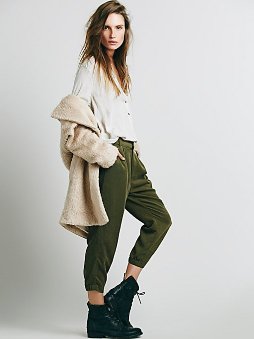Cool & Clean Harem Pant