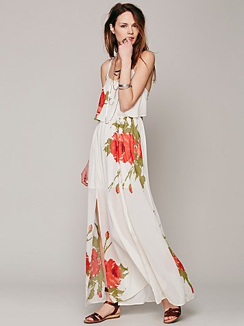 Fly Away Rose Dress