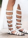 Republik Vegan Gladiator Sandals in February-14-Catalog-Slide-3