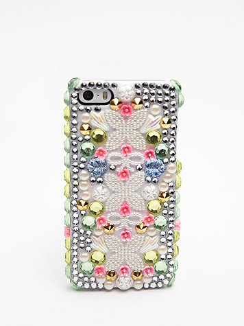 Bling Bling Hello iPhone 5 Case