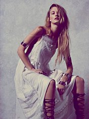 Gemma's White Dress
