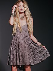 Mavi Lace Dress
