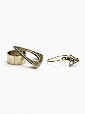 Mix N Match Midi Ring Set