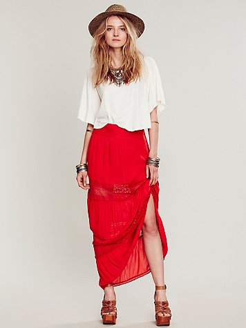 Woodstock Lace Maxi