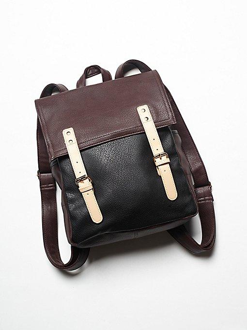 Chloe Vegan Backpack