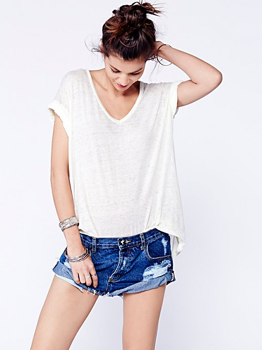 Bandit Denim Cutoffs