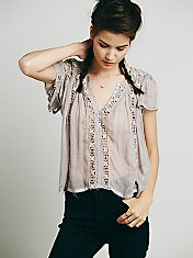 FP ONE Flower Chain Top