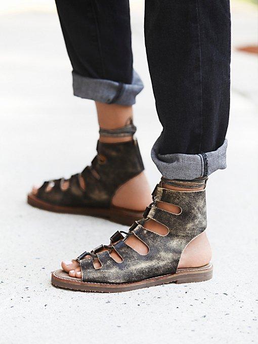 Luka Lace Up Sandal