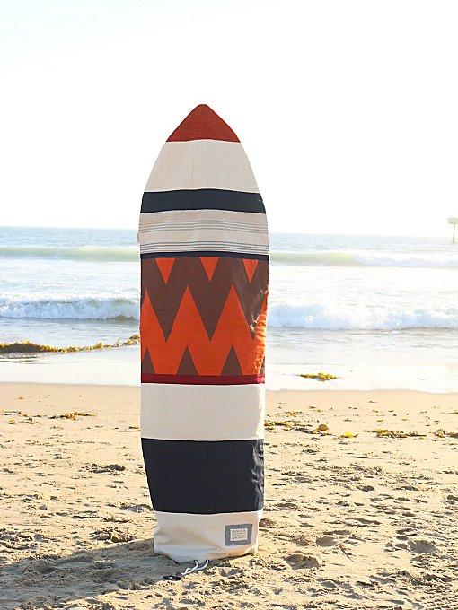 Patchwork Surfboard Bag
