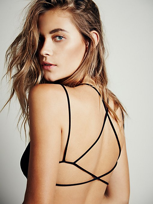 Sunkissed Strappy Back