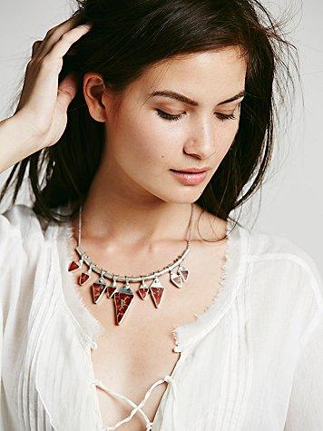 Desert Moon Necklace