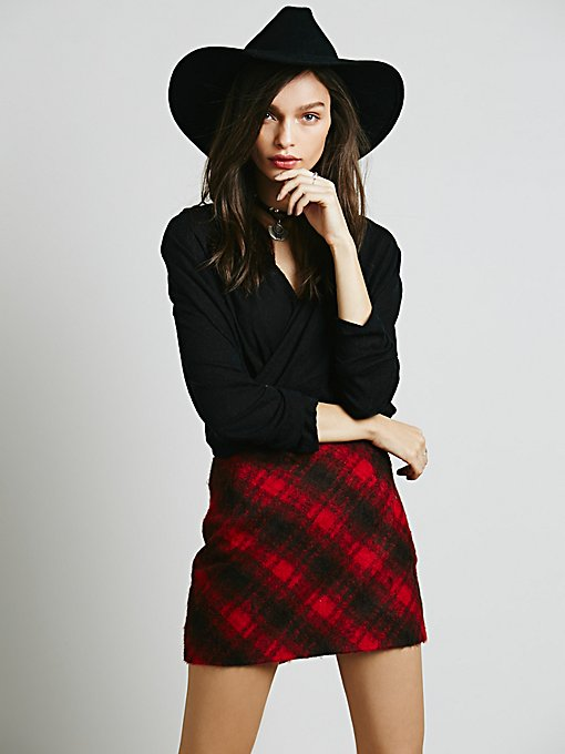 Buffalo Plaid Mini