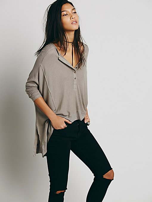 We The Free Benedict Canyon Henley