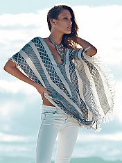 Weave Lightweight Poncho