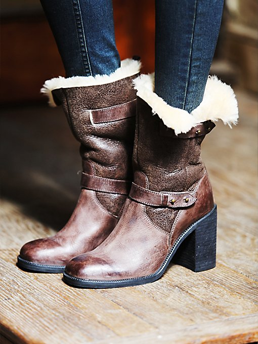 Arbour Shearling Boot