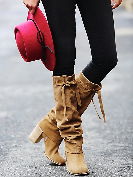 Basetts Tall Boots