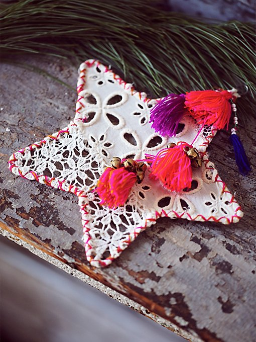 Big Star Ornament