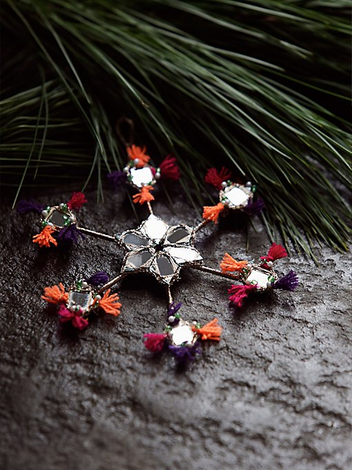Small Snowflake Ornament