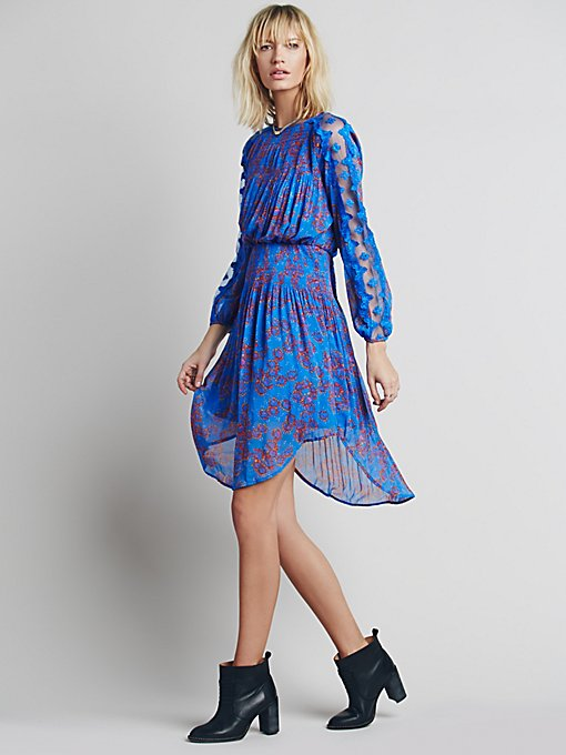 Open Waters Charlotte Dress