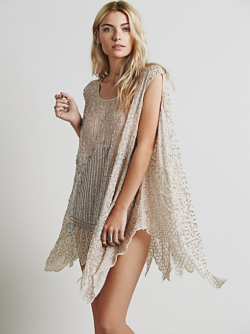 Sequin Tunic