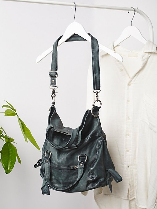Sling-me Leather Bag