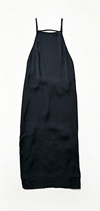 Pieced Out Slip Dress