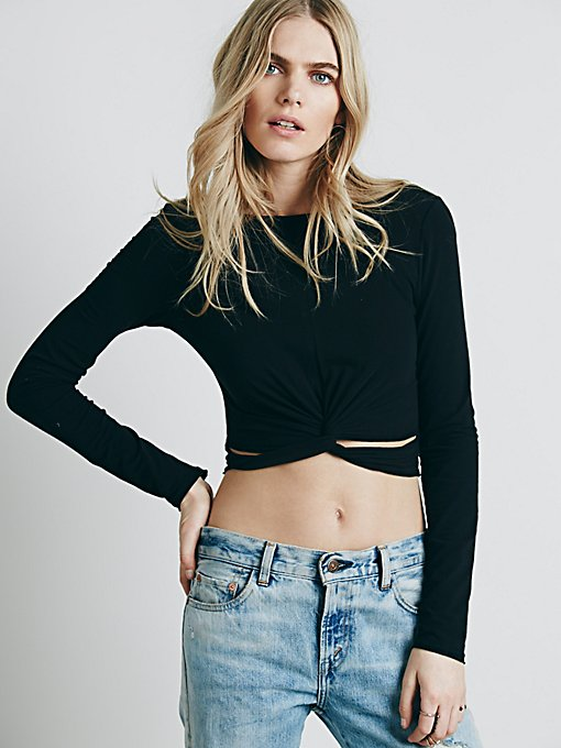 Knotty Layering Top