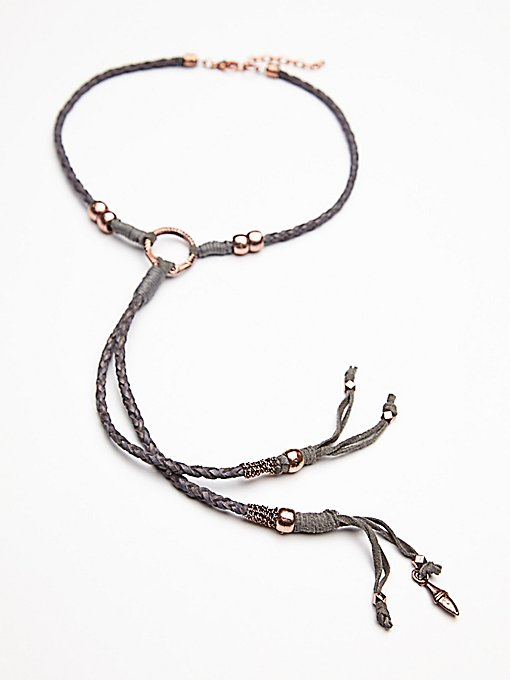 Lawless Leather Bolo