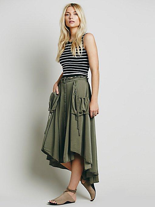 Stealing Your Sunshine Skirt